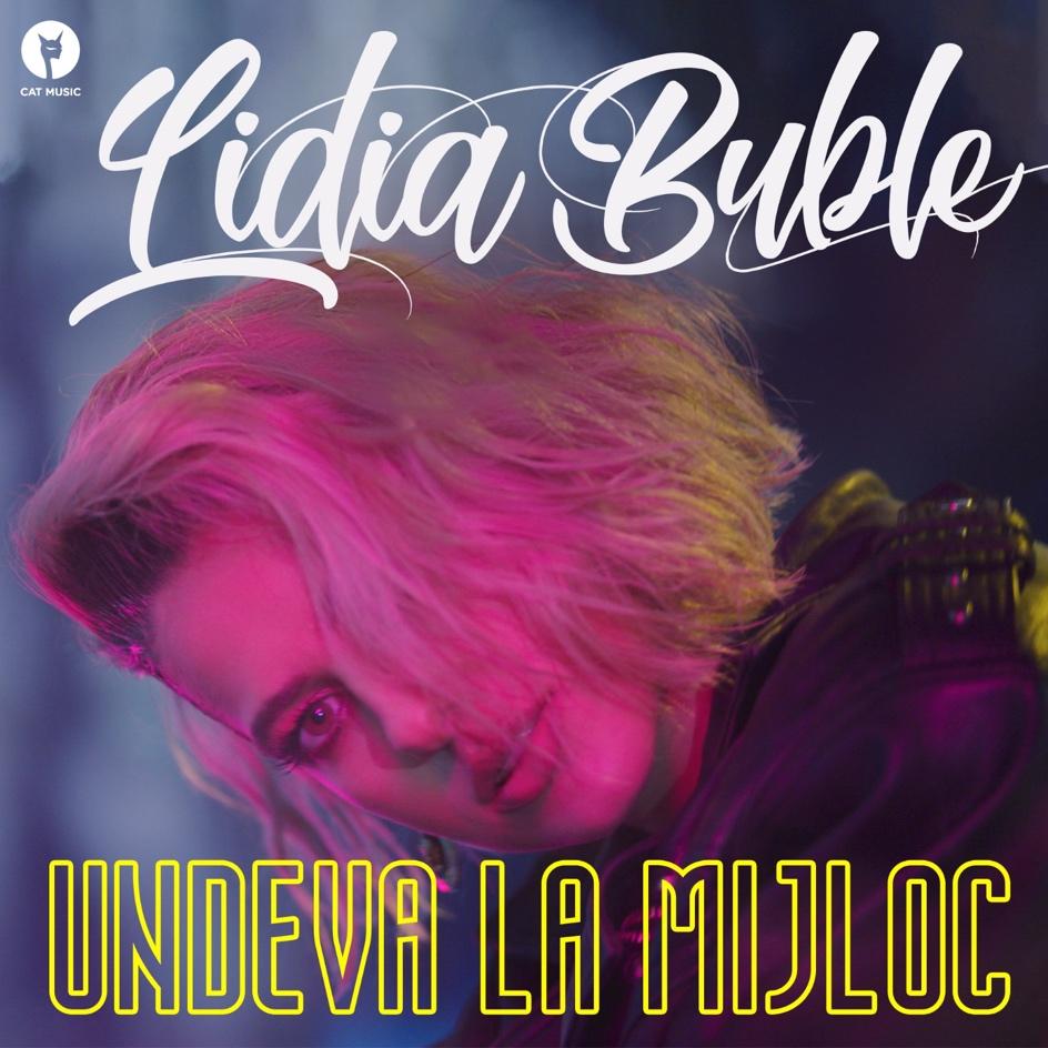 """Lidia Buble lanseaza """"Undeva la mijloc"""", un nou single cu videoclip"""