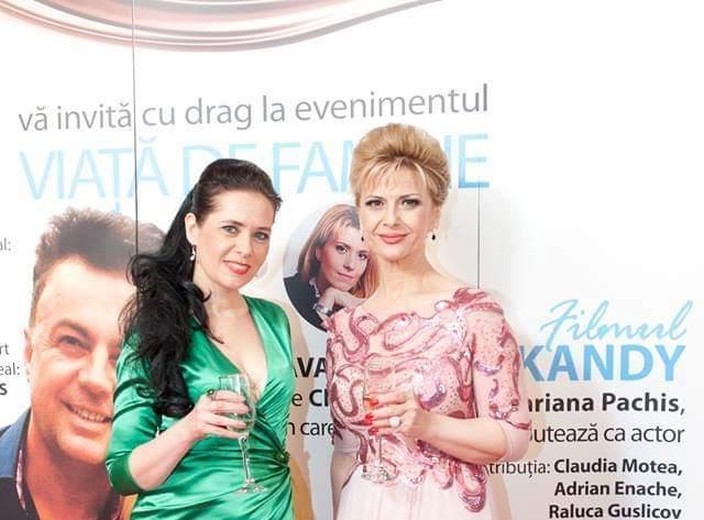 """Beatrice Lianda Dinu de vorba cu actrita Claudia Motea: E important sa credem in talentul romanesc zamislit din frumusetea sufletului neamului nostru.  """""""
