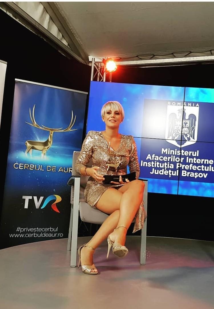 Eliza G a castigat Marele Trofeu Cerbul de Aur 2019