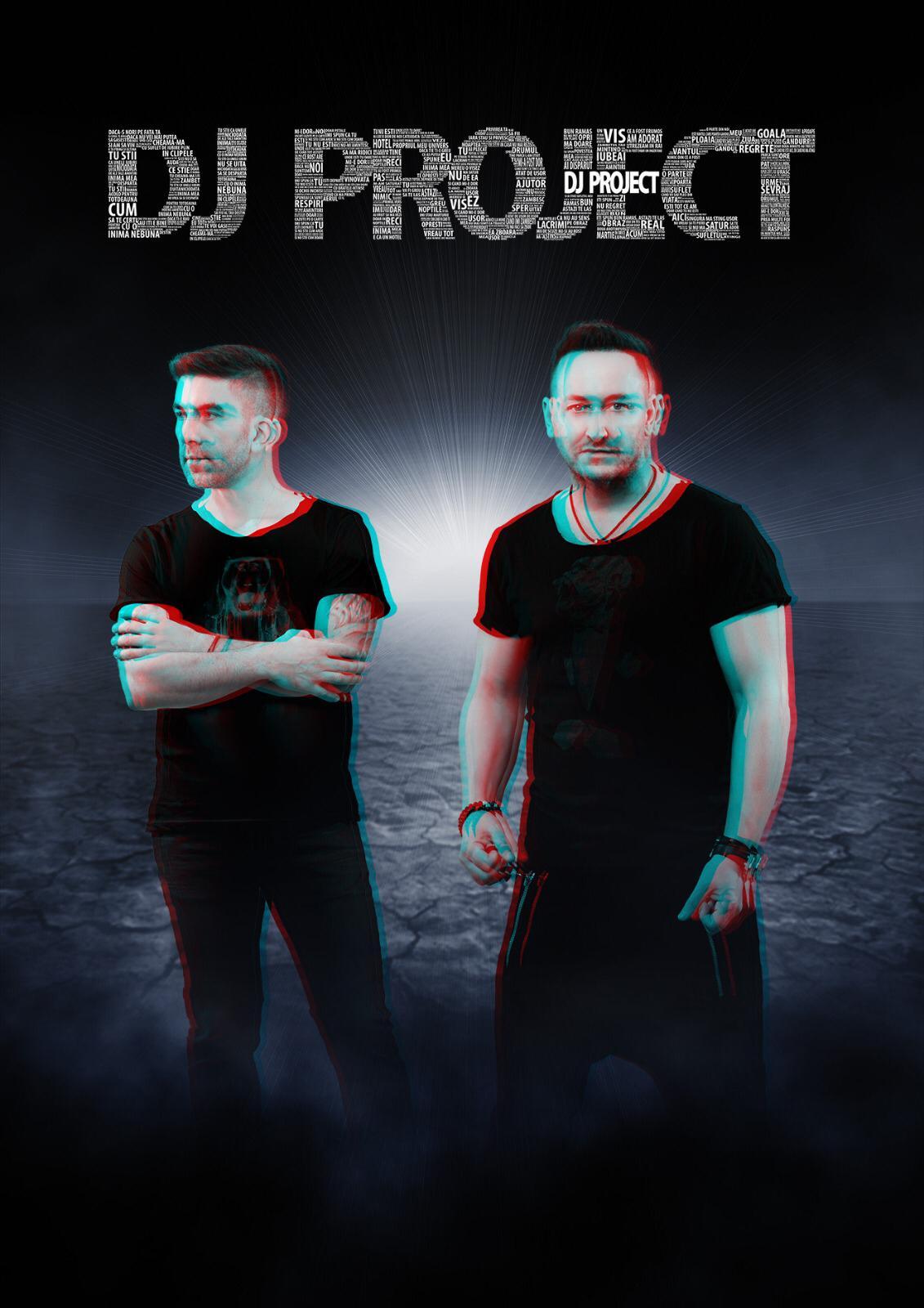 DJ Project la majorat: peste 2.500 de concerte si 6 piese pe locul 1