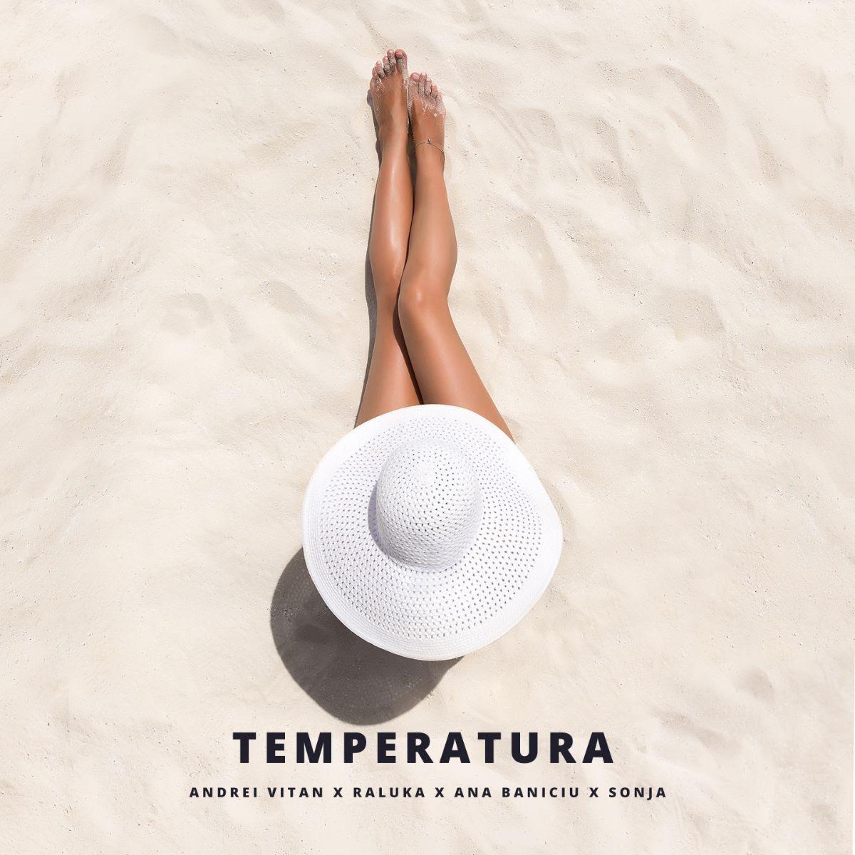 "Andrei Vitan, Raluka, Ana Baniciu si SONJA lanseaza clipul piesei ""Temperatura"""