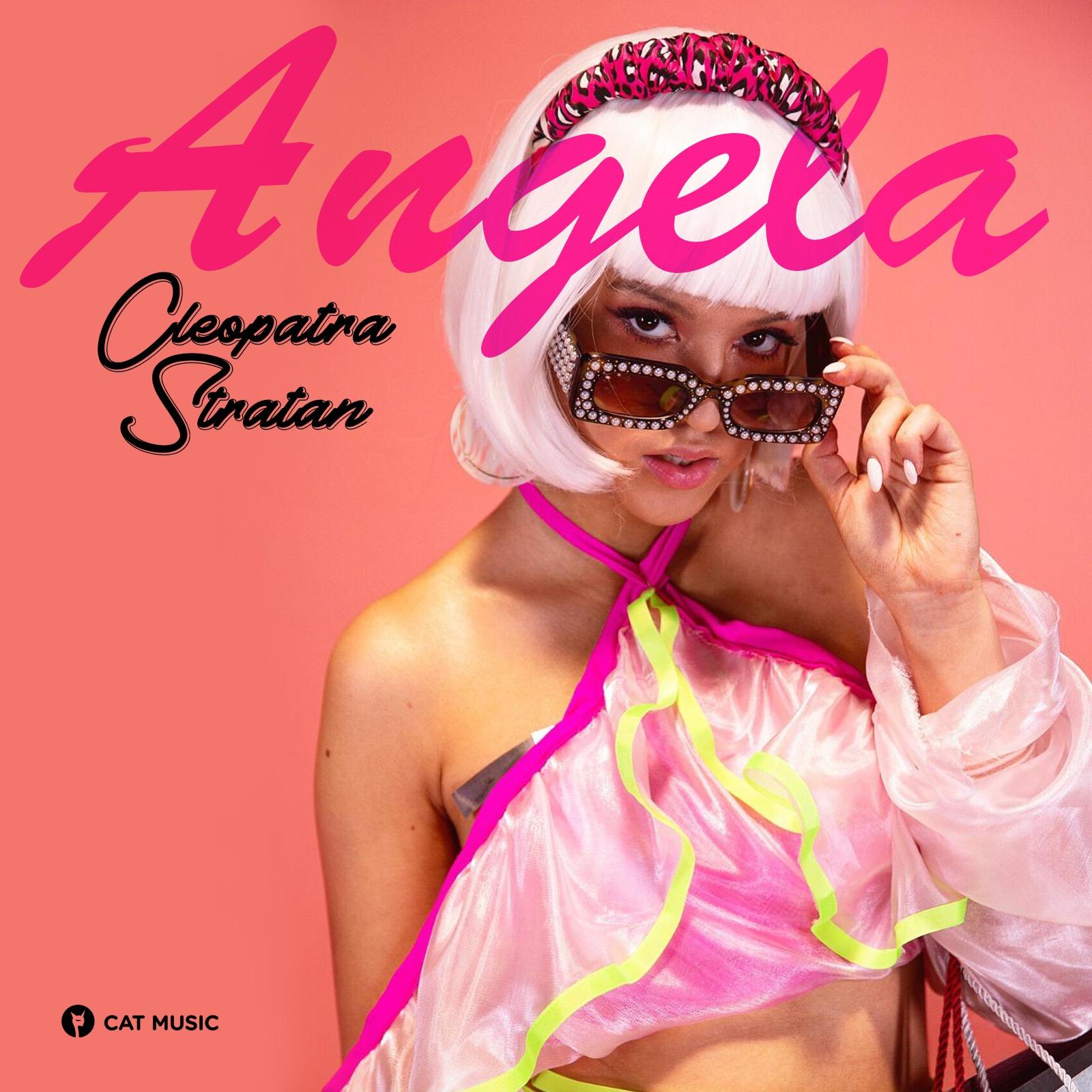 """De nerecunoscut! Cleopatra Stratan este """"Angela"""" in cel mai nou clip al sau"""