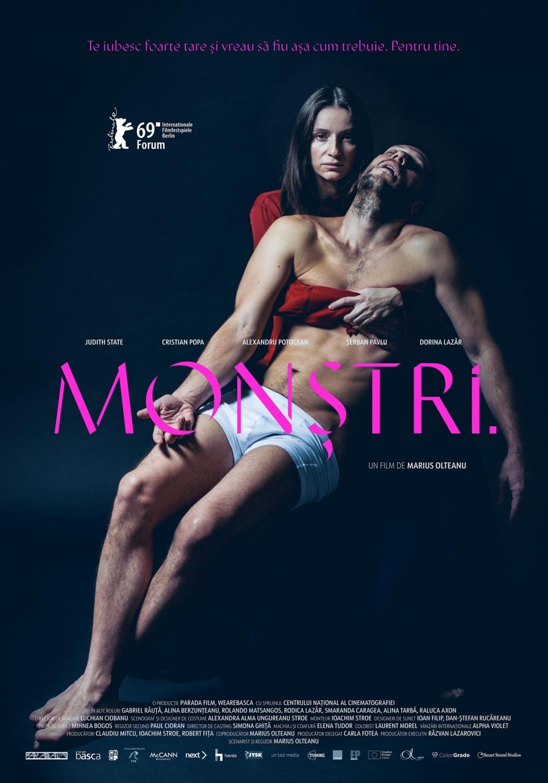 """""""Monstri"""", cea mai recenta productie cinematografica romaneasca de succes la nivel international"""