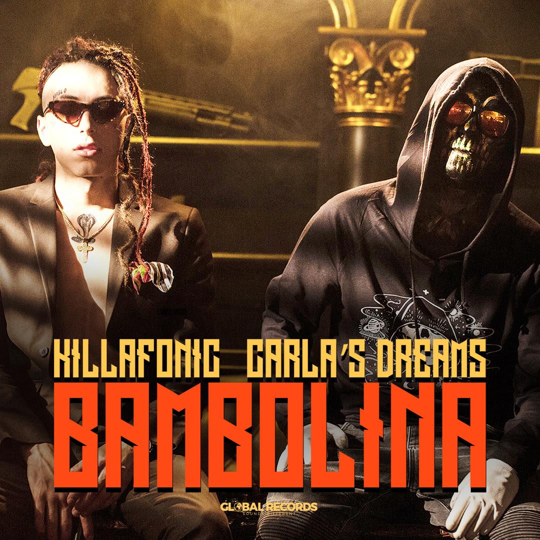 """Colaborare inedita: Killa Fonic si Carla's Dreams lanseaza videoclipul piesei """"Bambolina"""""""