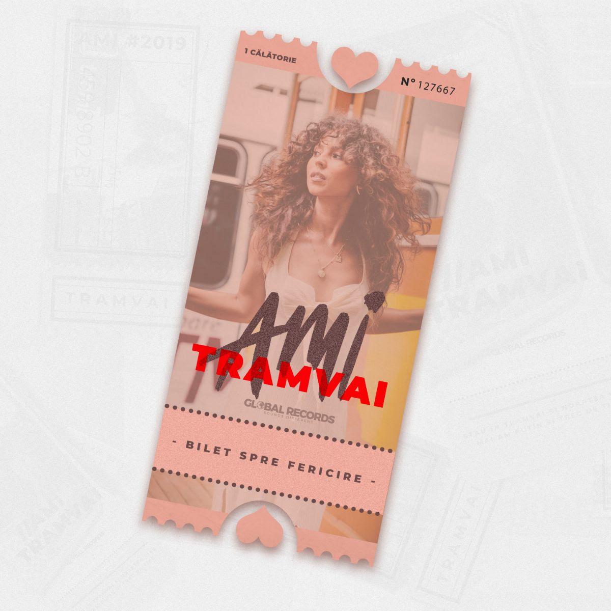 """AMI lanseaza piesa si videoclipul """"Tramvai"""" – o calatorie care vindeca durerea despartirii"""