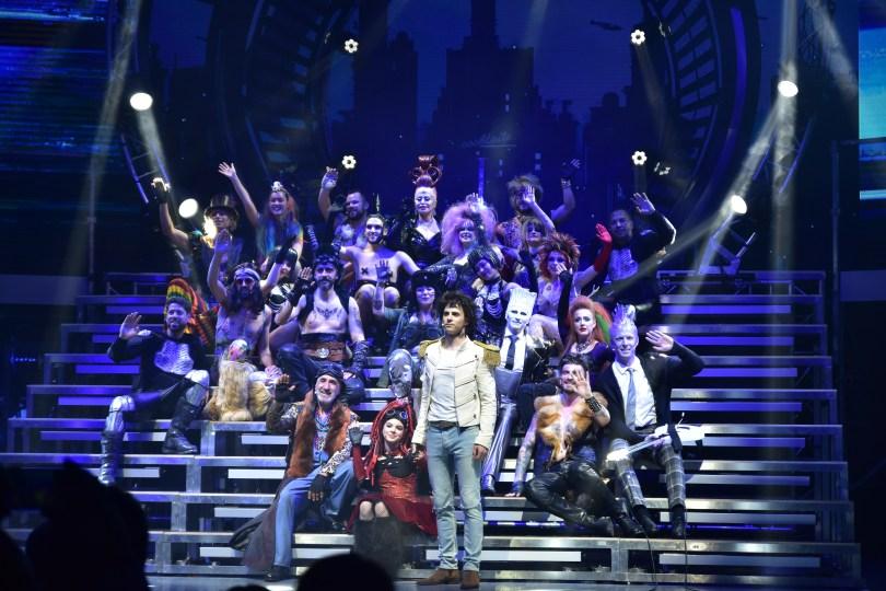 Musicalul We Will Rock You revine pe 13 si 14 noiembrie la Sala Palatului
