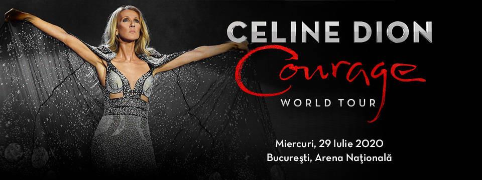 Celine Dion anunta un concert grandios pe Arena Nationala pe 29 iulie 2020. Biletele se pun oficial in vanzare joi, 17 octombrie!