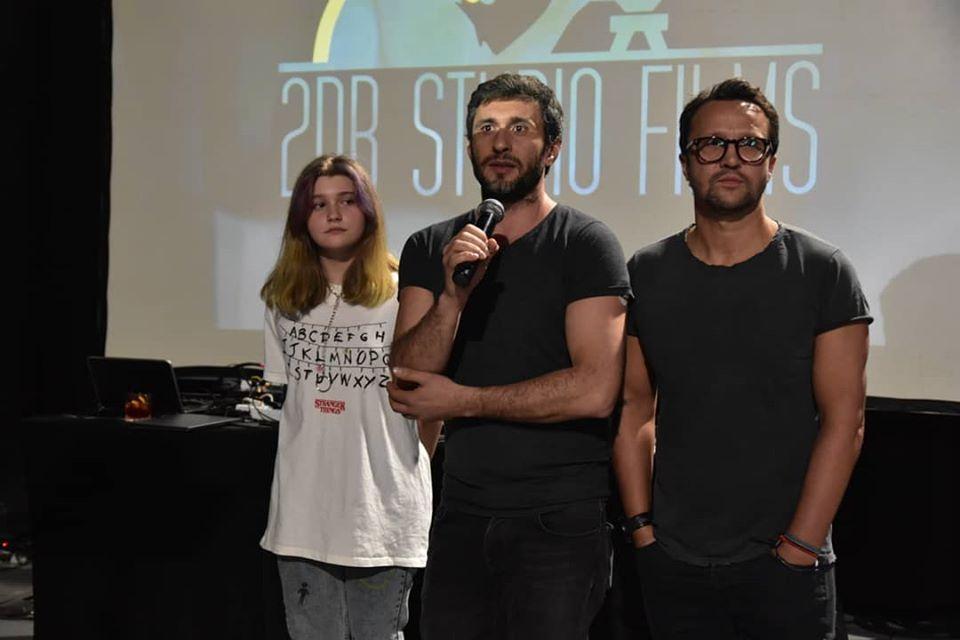 Dorian Boguta si Dragos Bucur au deschis 2DB Studio Films, cel mai nou platou de filmare din Bucuresti