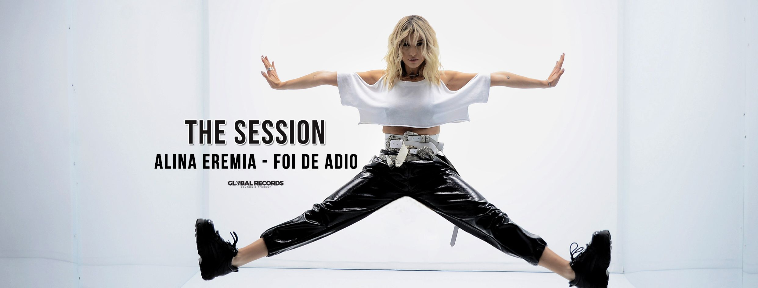 "THE SESSION: Alina Eremia lanseaza piesa ""Foi de adio"" – cu un vizual care ii pune in evidenta personalitatea puternica"