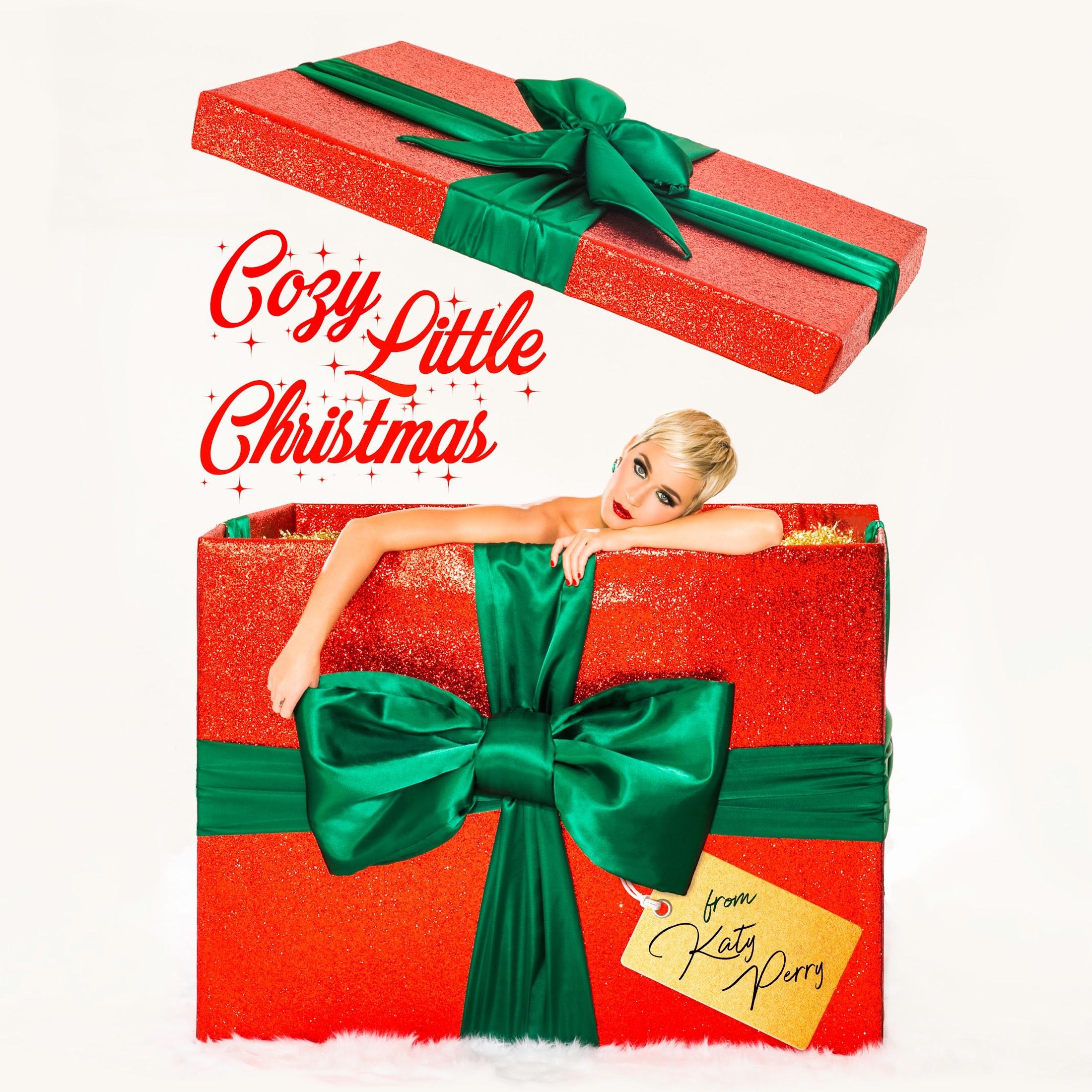 """Katy Perry ne pregateste de sarbatori prin lansarea videoclipului piesei """"Cozy Little Christmas"""""""