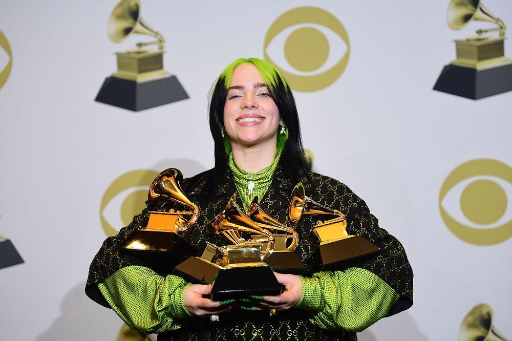 Billie Eilish – marea castigatoare a Premiilor Grammy 2020