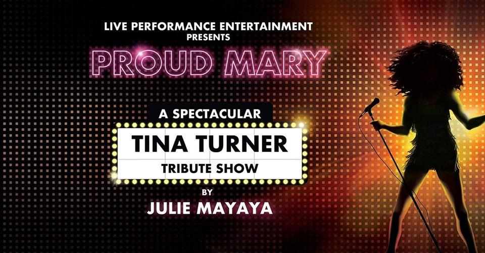 Proud Mary – un spectaculos show tribut adus Tinei Turner – vine in martie, la Constanta