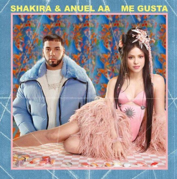 """Shakira lanseaza un nou single, """"Me gusta"""""""