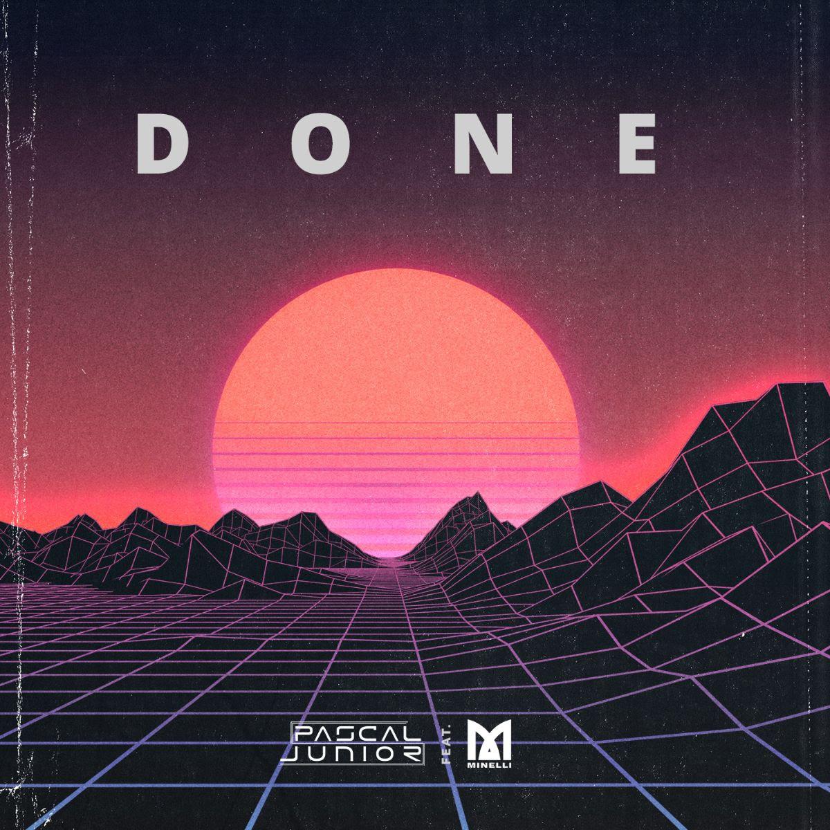Pascal Junior si Minelli incep anul 2020 cu Done, o piesa ca un film de aventura