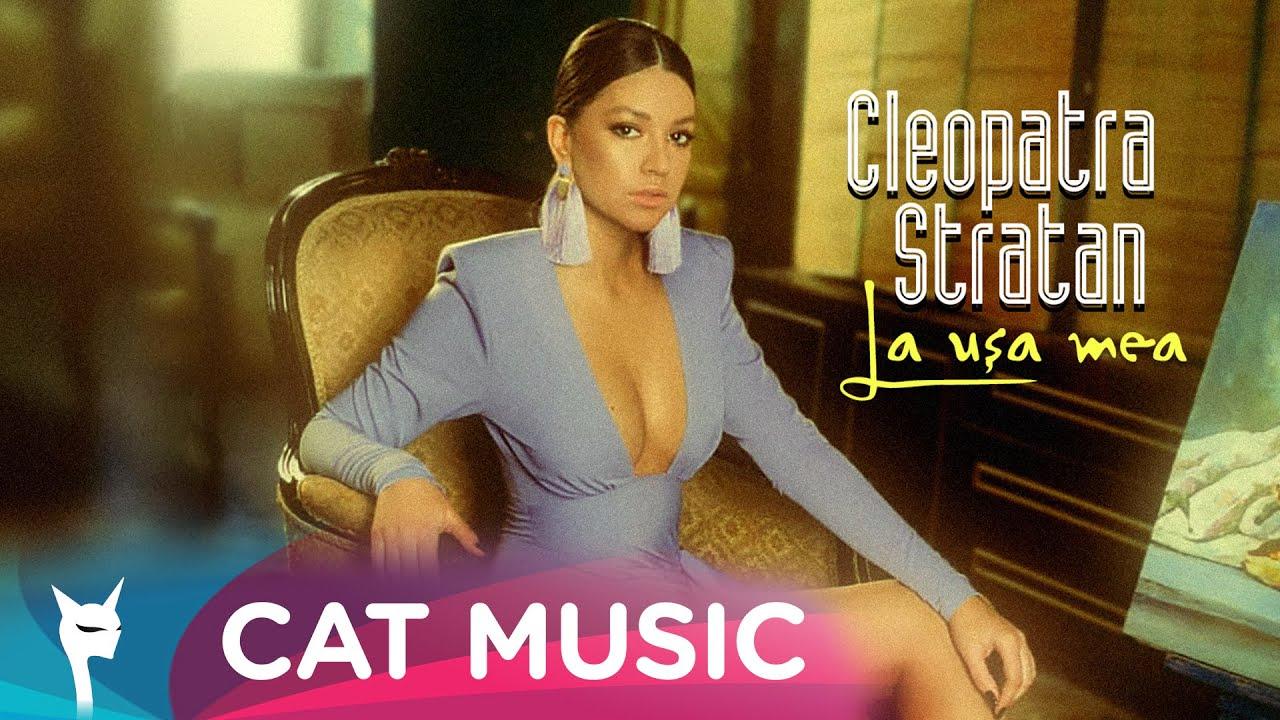 """Cleopatra Stratan dezvaluie o poveste de dragoste spusa in versuri: """"La usa mea"""""""