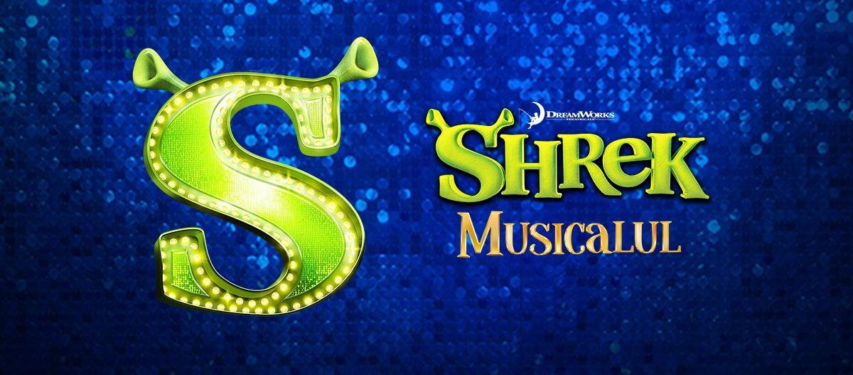 Shrek Musicalul – Premiera Nationala pe 16 mai la Sala Palatului!