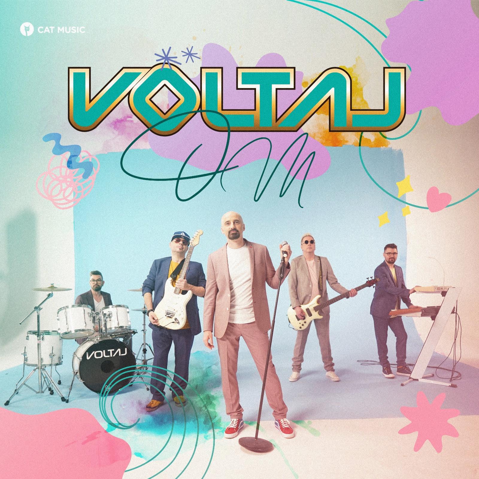 """Voltaj lansează """"OM"""", un îndemn către solidaritate"""