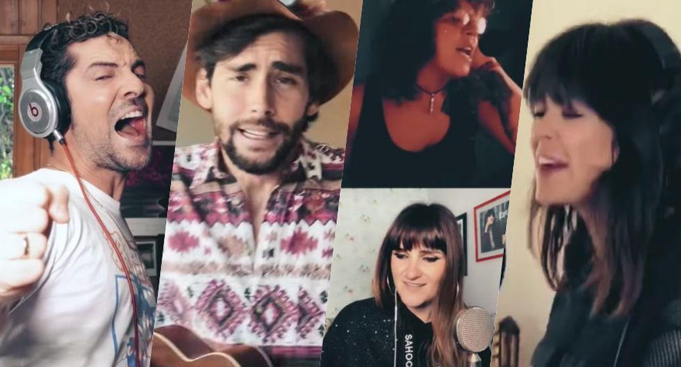 """30 dintre cei mai iubiți artiști din Spania au înregistrat imnul """"Resistire"""""""