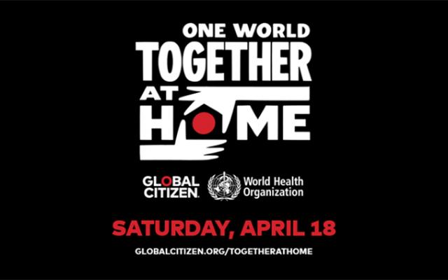 """""""One World: Together At Home"""". Concert caritabil online, sâmbătă noaptea, cu mari vedete internaționale"""