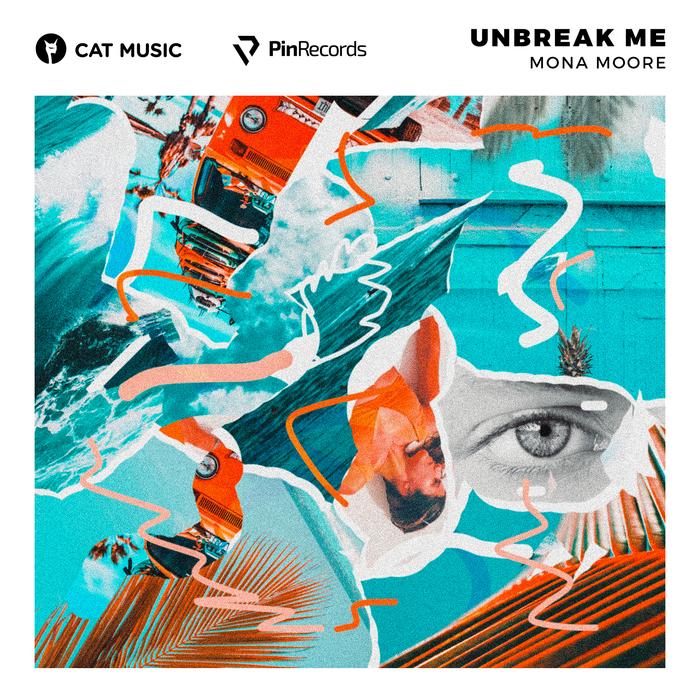 """Mona Moore lansează primul ei single: """"Unbreak me"""""""