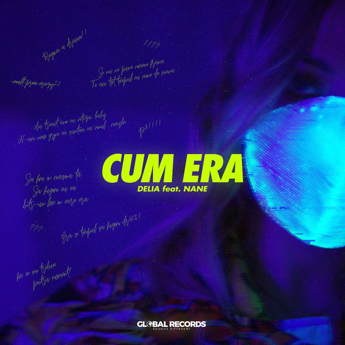 """După single-ul rock """"Aruncă-mă"""", Delia revine cu o super colaborare trap cu Nane """"Cum era"""""""