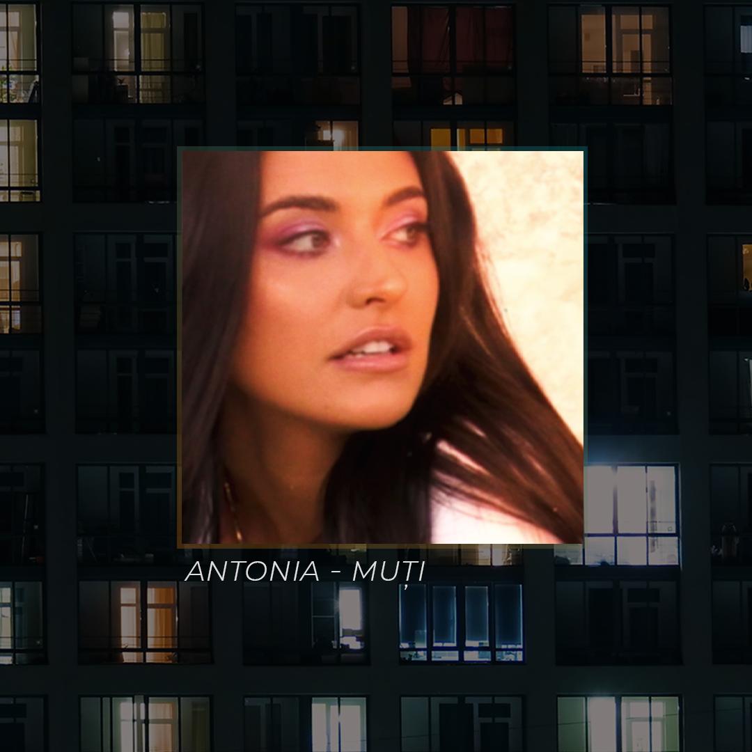 """Global Records continuă seria Home Edition cu o nouă lansare: ANTONIA – """"Muți"""" cu videoclip filmat acasă la artistă"""