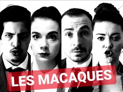 """De vorbă cu…Les Macaques : """"Prin acest proiect am realizat câtă nevoie este de umor în situații de criză."""""""
