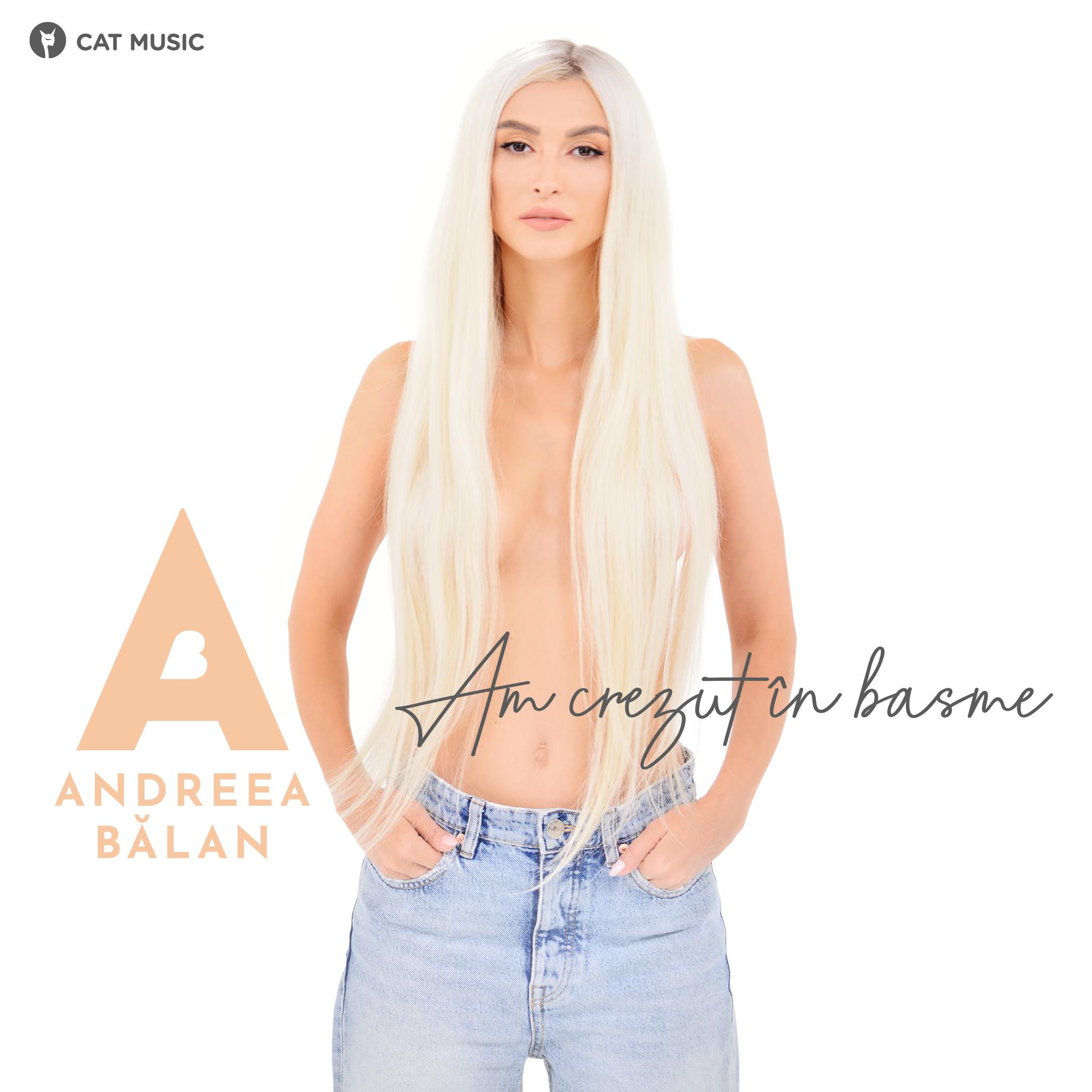 """Andreea Bălan lansează """"Am crezut în basme"""", o piesă emoționantă cu un videoclip emoționant"""