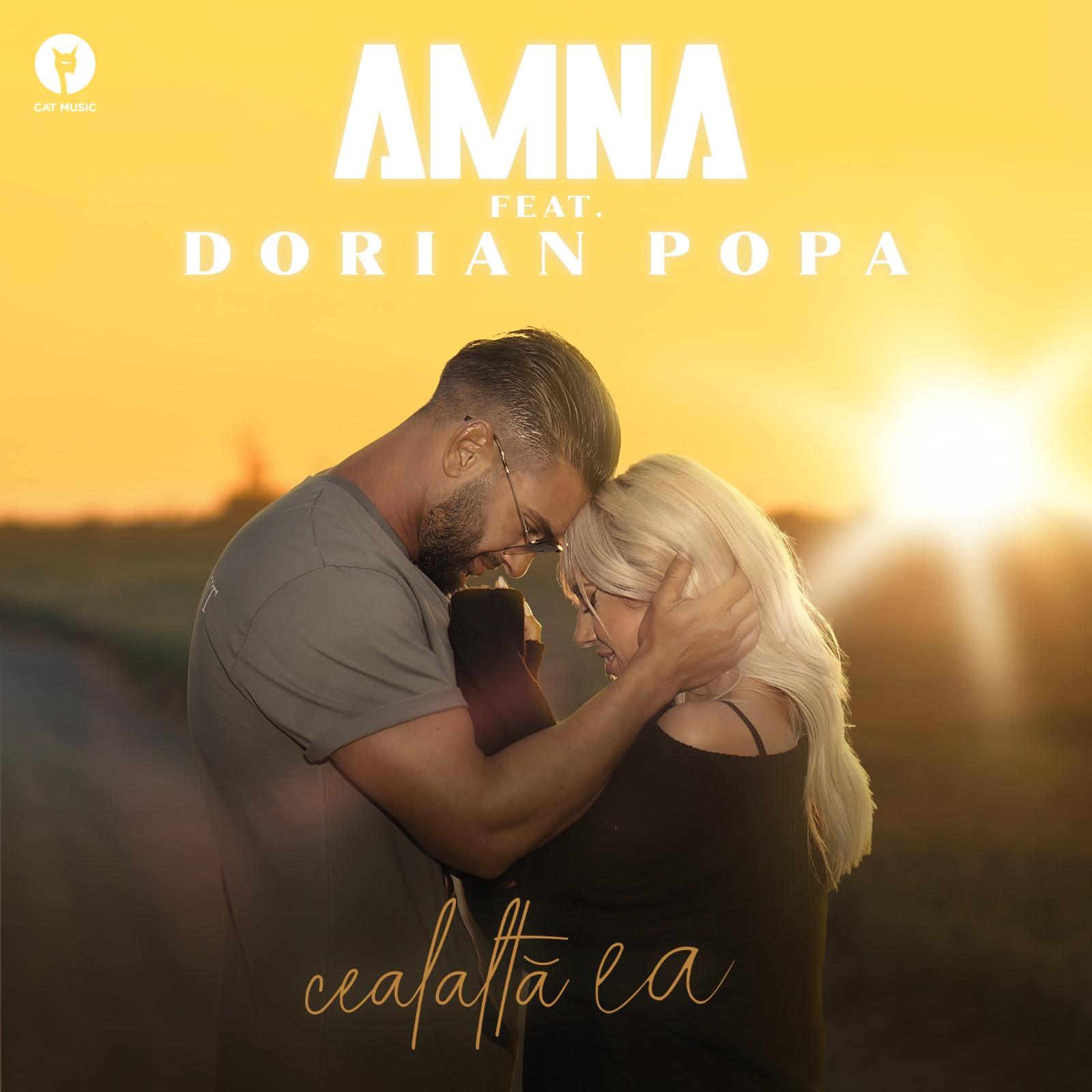 """AMNA colaborează cu Dorian Popa și lansează """"Cealaltă ea"""" – Star ..."""