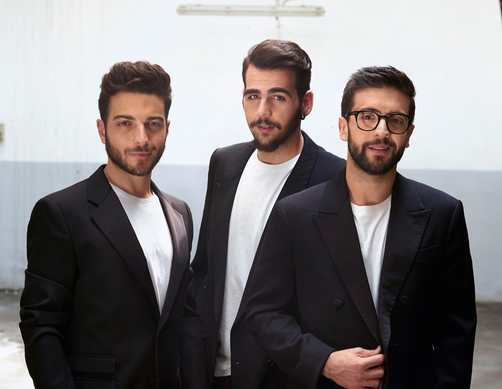 Concertul trupei Il Volo se amână pentru vara anului viitor