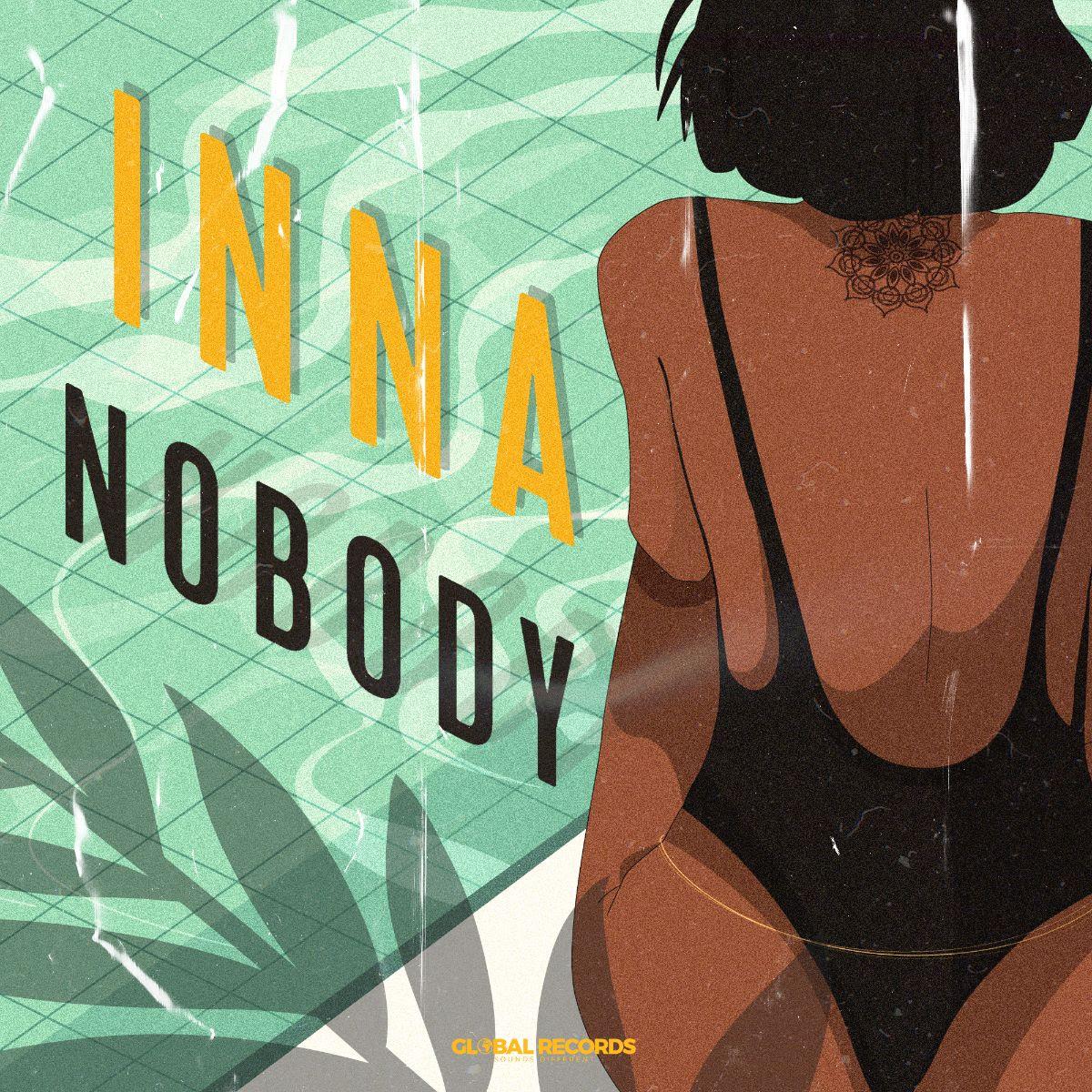 """INNA lansează o nouă piesă """"Nobody"""" cu lyric video"""