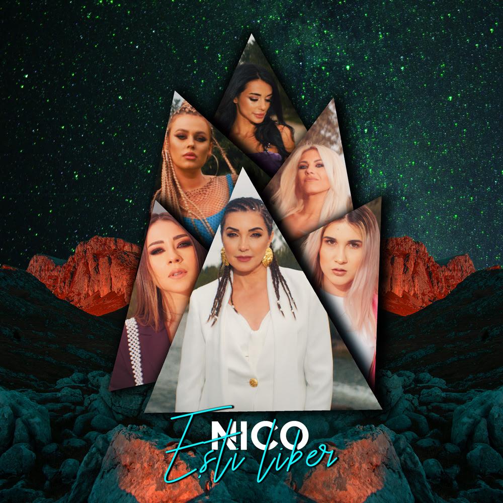 """NICO lanseaza """"Esti liber"""", o piesa despre curajul de a merge mai departe in viata"""