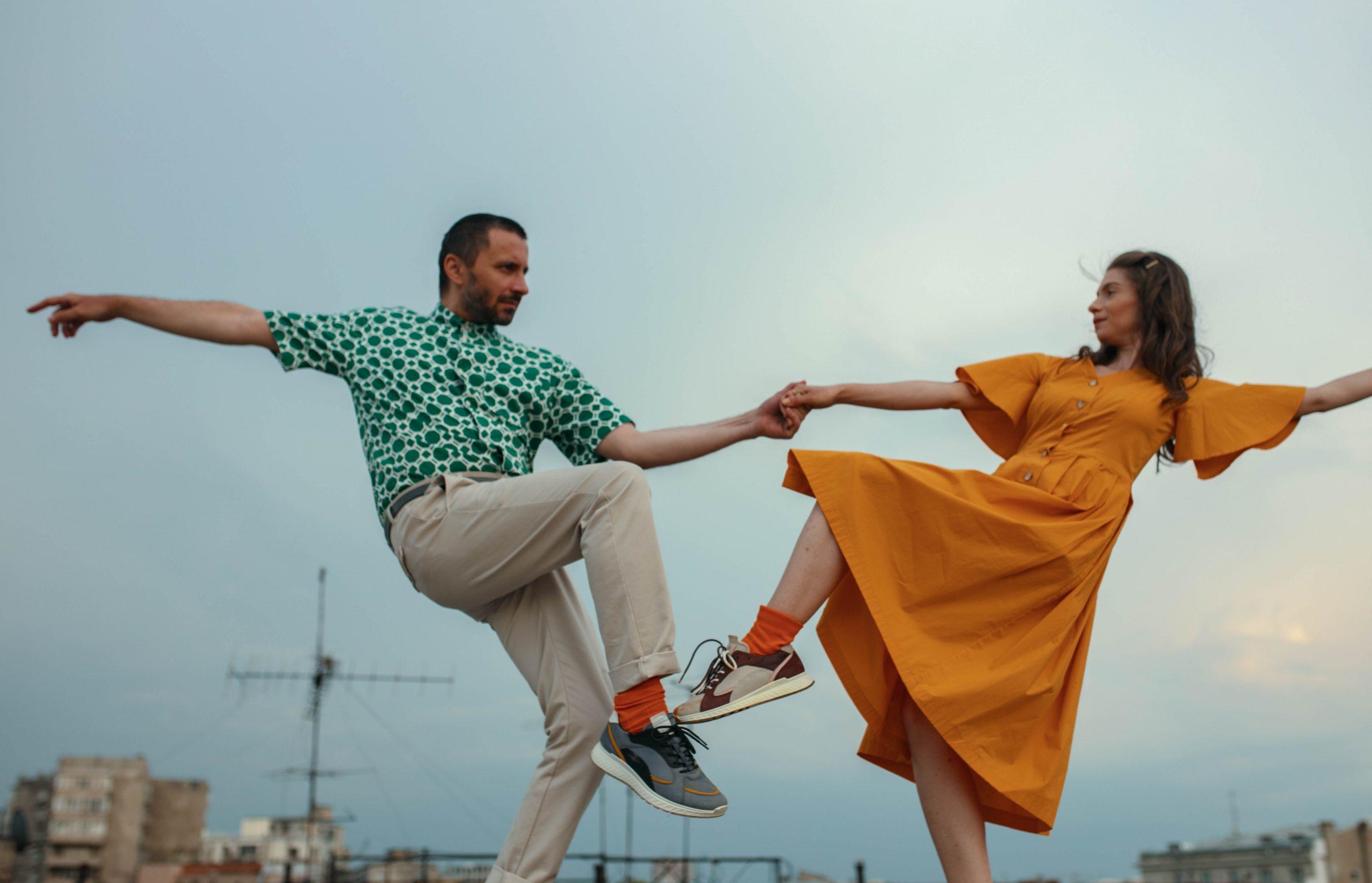 """VUNK lansează """"Domnul Portocaliu"""", o poveste de dragoste ca-n filmele anilor '50"""