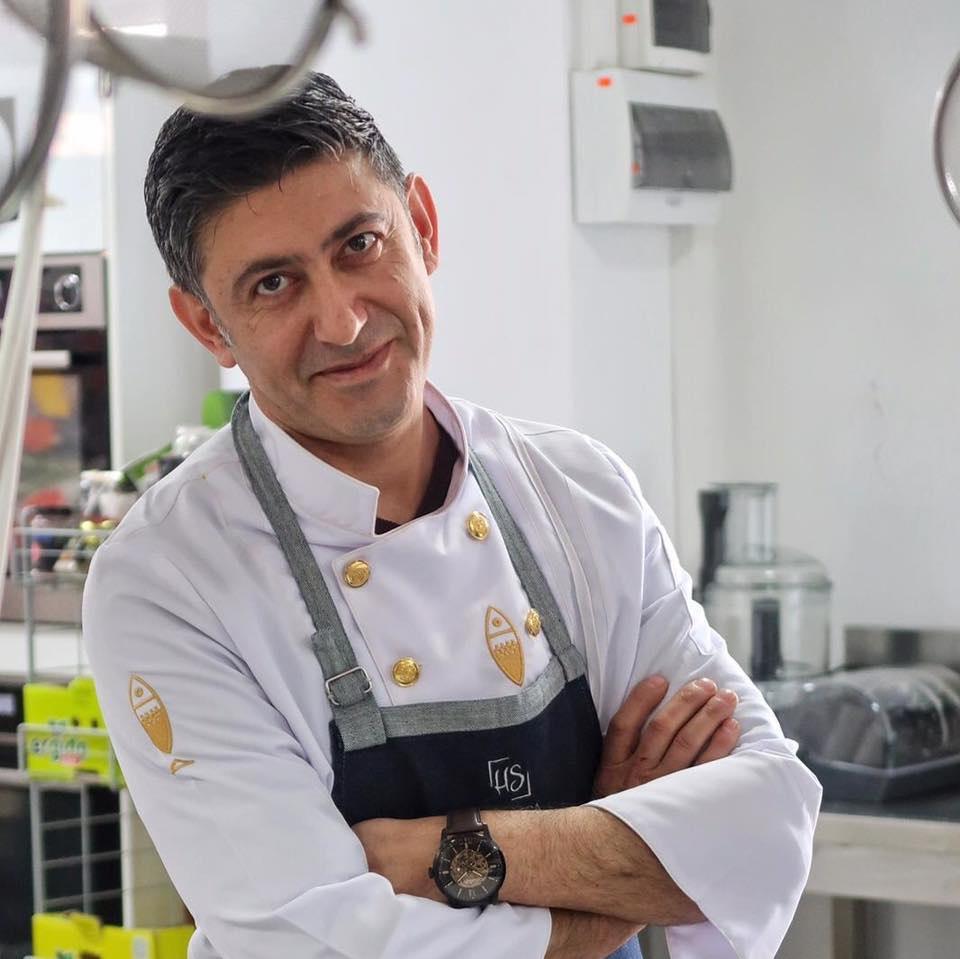 """De vorbă cu…chef Kenan Inci : """"Fără pasiune și talent, munca depusănu ar da roade."""""""