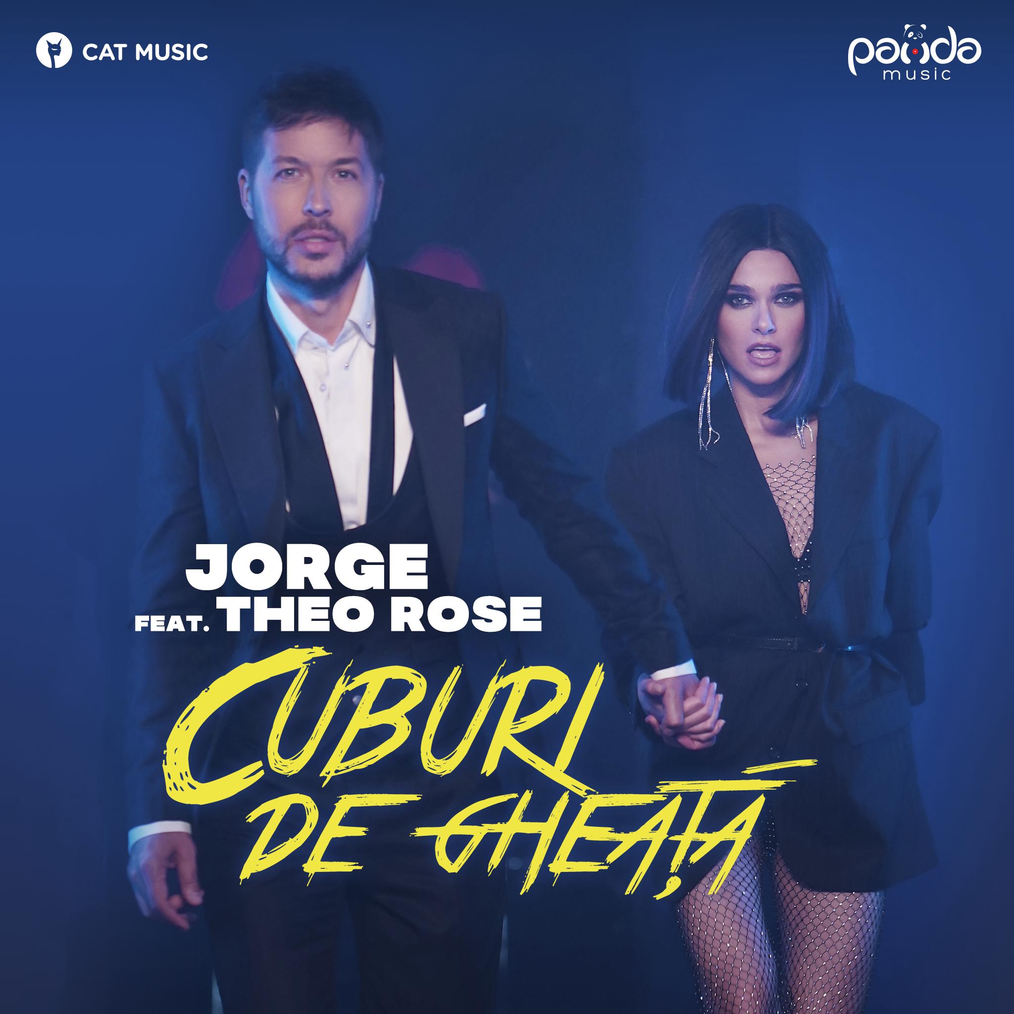 """Jorge colaborează cu Theo Rose pentru """"Cuburi de gheață"""""""