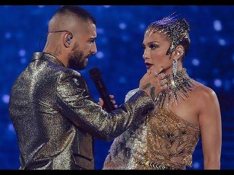 """HOT! Jennifer Lopez & Maluma – """"Pa ti + Lonely"""""""