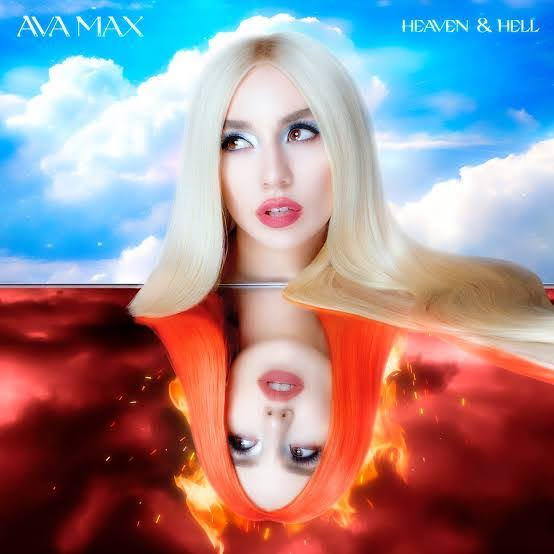 "Ava Max a lansat eclecticul album de debut ""Heaven and hell"""