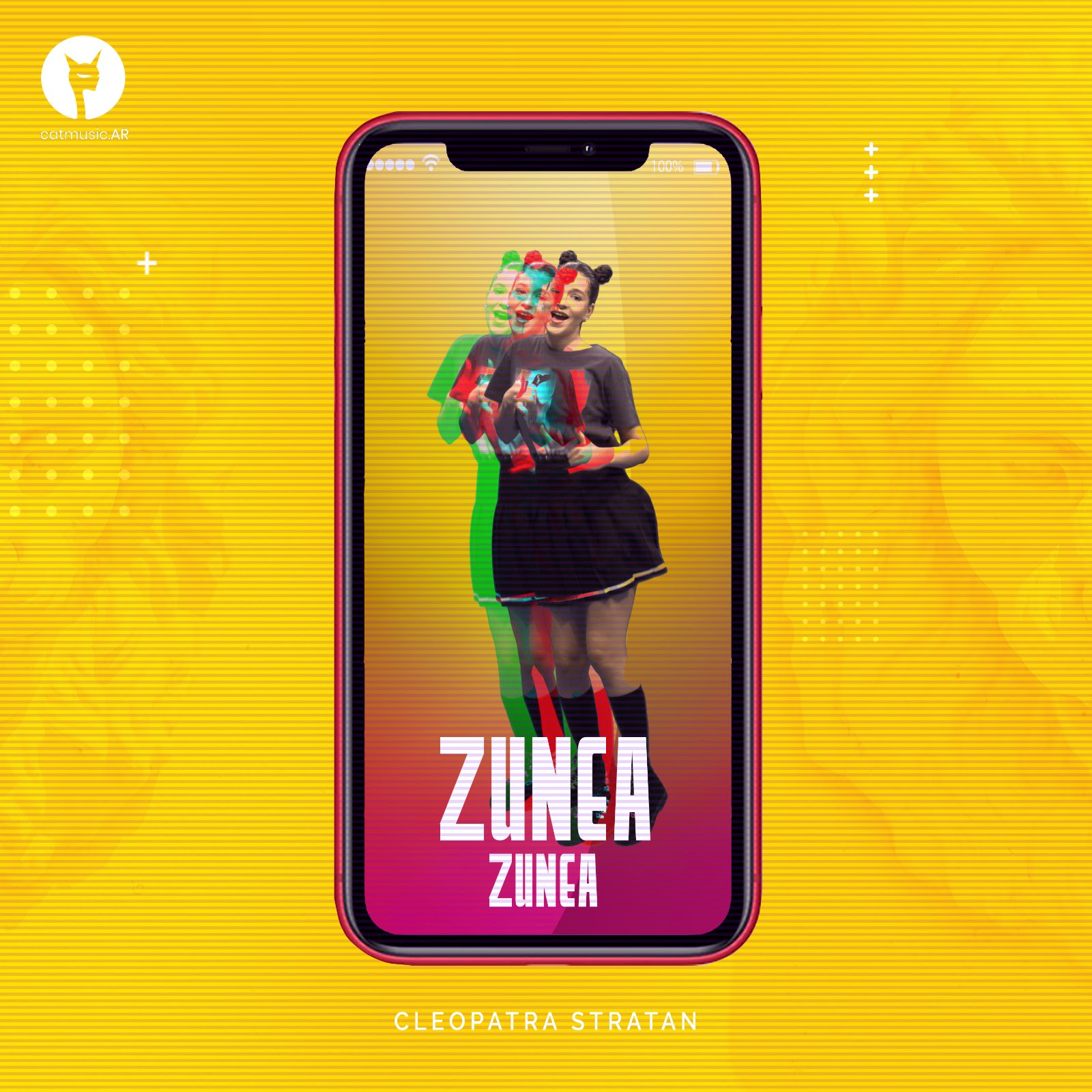 """Cleopatra Stratan lansează """"Zunea Zunea"""""""