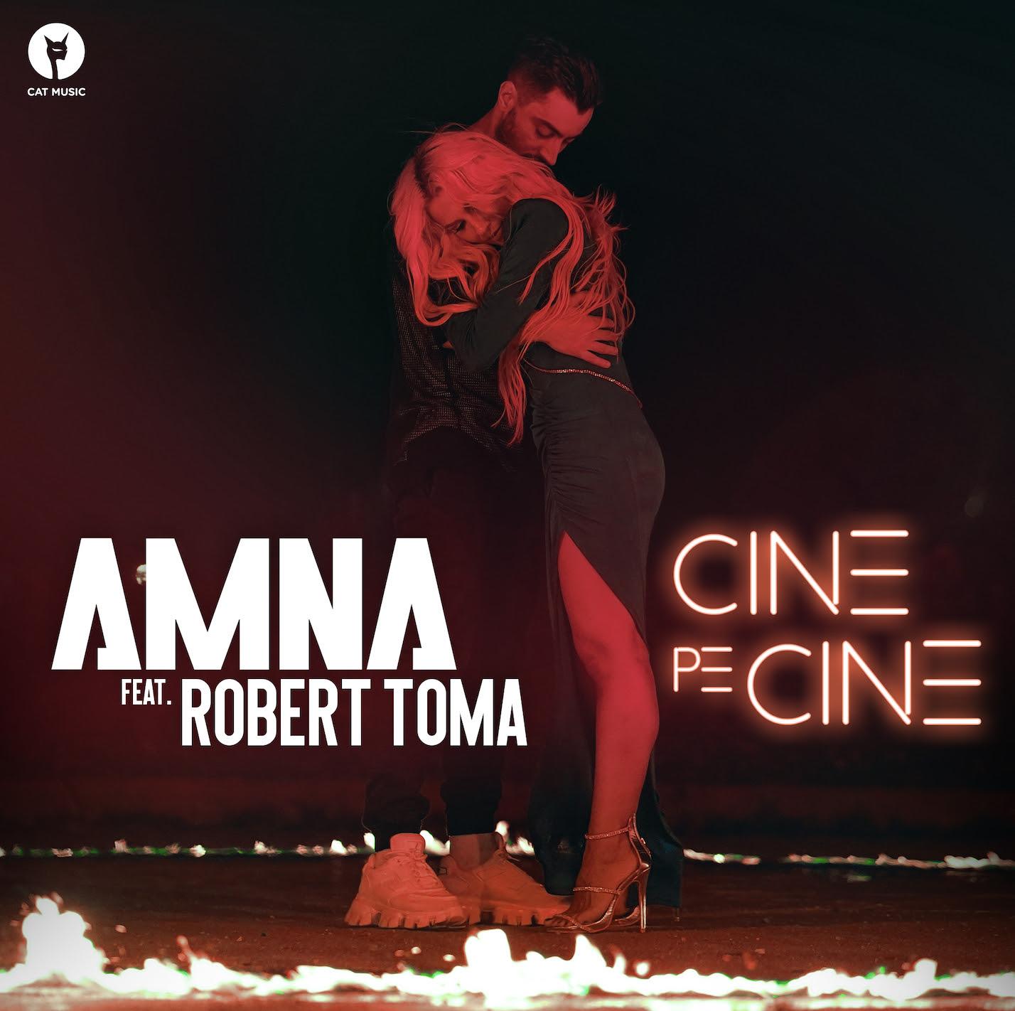 """""""Cine pe cine"""": AMNA și Robert Toma fac echipă"""