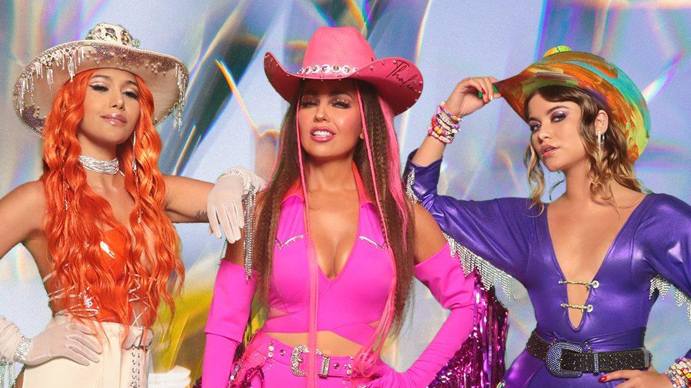 Artistele latino ale momentului, Thalia, Farina și Sofia Reyes, și-au unit forțele pentru TICK TOCK