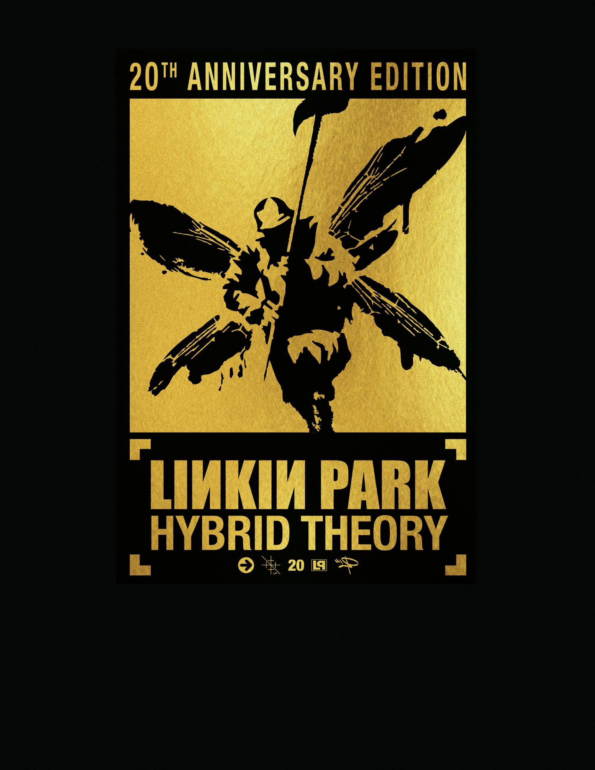 Linkin Park sărbătorește 20 de ani de la debut prin lansarea ediției aniversare a albumului Hybrid Theory